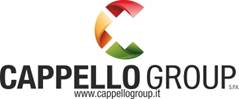 Logo CAPPELLO GROUP SPA